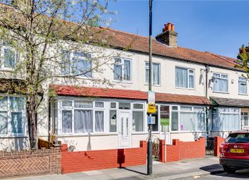 Thumbnail 3 bed terraced house to rent in Seely Road, London