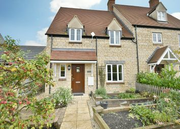 School Lane, Castle Eaton, Swindon SN6. 2 bed semi-detached house for sale