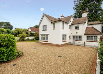 Thumbnail 5 bed detached house to rent in Ridgemount Road, Sunningdale, Ascot
