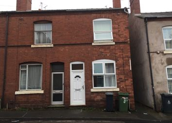 Thumbnail 3 bed terraced house to rent in Haskell Street, Walsall, West Midlands