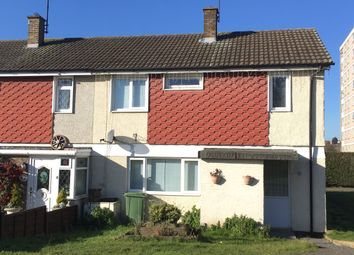 Thumbnail 3 bed end terrace house to rent in Lincoln Close, Erith