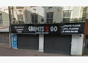 Thumbnail Retail premises to let in Wolverhampton St, Dudley