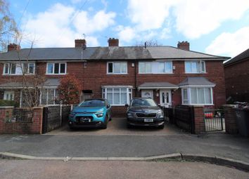 Thumbnail 3 bed terraced house for sale in Coney Grove, Wythenshawe, Manchester