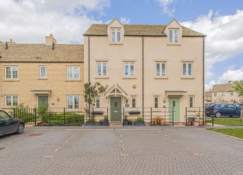 Thumbnail 3 bed terraced house for sale in De Borg Close, Tetbury
