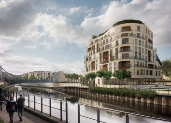"Thumbnail 2 bed duplex for sale in ""Royal View Penthouses"" at Victoria Bridge Road, Bath"