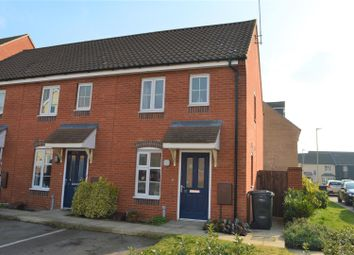 Thumbnail 2 bed end terrace house for sale in Clement Attlee Way, King's Lynn