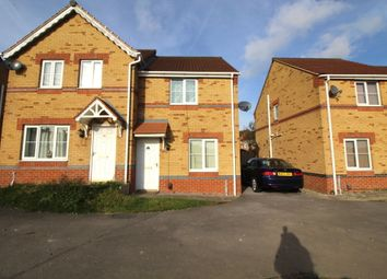 Thumbnail 2 bedroom semi-detached house for sale in Thornroyd Drive, Tong, Bradford