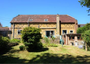 Thumbnail 3 bed country house for sale in Burton Park Road, Near Petworth