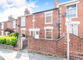 Thumbnail 2 bed terraced house for sale in Wilberforce Street, Ipswich
