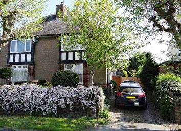 Thumbnail 2 bed semi-detached house to rent in Rhodes Avenue, Chesterfield