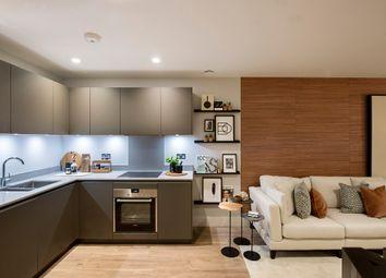 Emily Bowes Court, Hale Village N17. 2 bed flat
