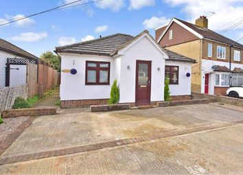 Thumbnail 3 bed detached bungalow for sale in Town Road, Cliffe Woods, Rochester, Kent