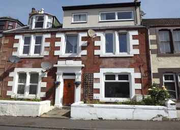 Thumbnail 1 bed flat to rent in Nelson Street, Largs