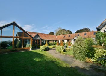 Thumbnail 5 bed barn conversion for sale in Popham, Micheldever, Winchester