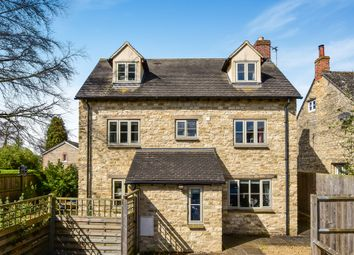 Thumbnail 3 bed detached house for sale in Manor Road, Woodstock