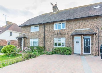 Thumbnail 3 bedroom terraced house to rent in Langbury Lane, Ferring, West Sussex