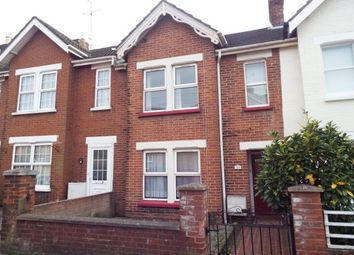 3 bed terraced house to rent in Heckford Road, Poole BH15