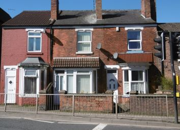 Thumbnail 3 bedroom terraced house for sale in Trinity Street, Gainsborough