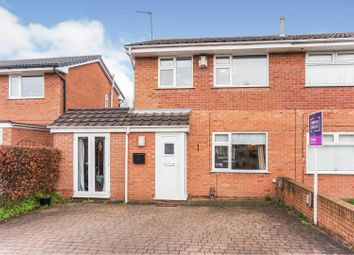 Thumbnail 3 bed semi-detached house for sale in Wenlock Road, Beechwood, Runcorn