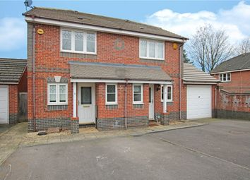 2 bed semi-detached house to rent in Amber Close, Earley, Reading, Berkshire RG6