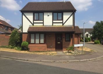 Thumbnail 3 bed detached house to rent in Holmfield Close, Toddington, Dunstable