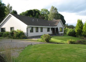 Thumbnail 4 bed bungalow for sale in Linsfort Golf Hill Drive, Moffat, Dumfries And Galloway.