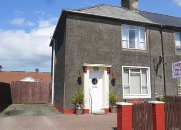 Thumbnail 3 bed end terrace house for sale in Woodfield Avenue, Ayr