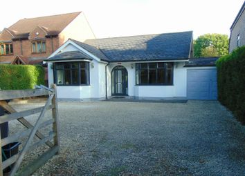 Thumbnail 3 bed detached house for sale in Houndsfield Lane, Shirley, Solihull