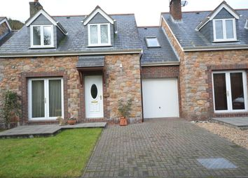 Thumbnail 3 bed semi-detached house for sale in 2 Le Moulin Close, St Helier