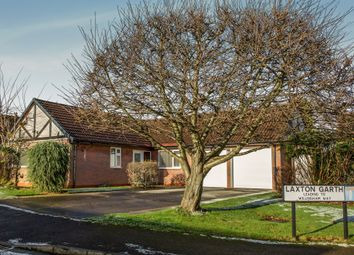 Thumbnail 3 bed detached bungalow for sale in Laxton Garth, Kirk Ella, Hull