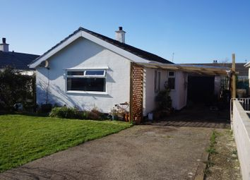 Thumbnail 3 bed detached bungalow for sale in Nant Y Felin, Pentraeth