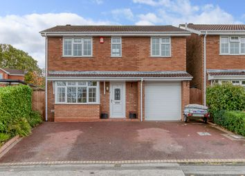 4 bed detached house for sale in Lineholt Close, Oakenshaw South, Redditch B98