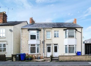 Thumbnail 4 bed end terrace house for sale in Halse Road, Brackley