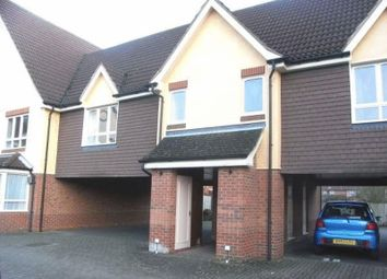 Thumbnail 1 bed flat to rent in Hartigan Place, Woodley, Reading