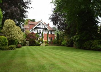 Thumbnail 6 bed detached house for sale in Waverley Drive, Camberley, Surrey