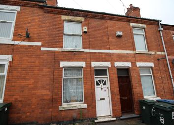 Thumbnail 2 bedroom terraced house for sale in Carmelite Road, Coventry