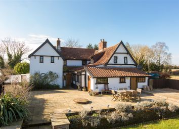 Thumbnail 6 bed detached house for sale in Fen Road, Carleton Rode, Norwich
