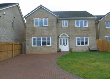 Thumbnail 5 bed detached house for sale in Clos Y Capel, Bryn, Llanelli