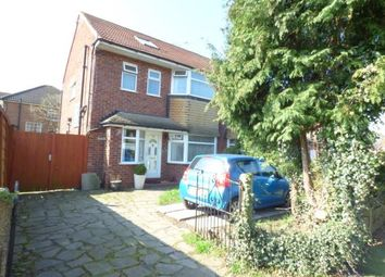 Thumbnail 4 bed semi-detached house for sale in Morrell Road, Manchester, Greater Manchester
