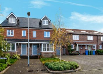 Binfield, Bracknell RG42. 4 bed semi-detached house for sale