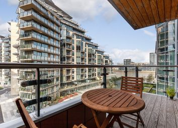 Thumbnail 2 bed flat to rent in Flotilla House, Battersea Reach, London