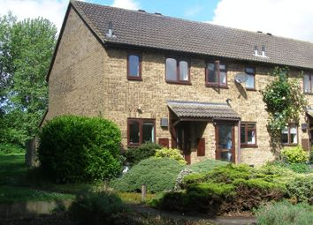 Thumbnail 2 bedroom terraced house to rent in Dovehouse Close, Eynsham, Witney