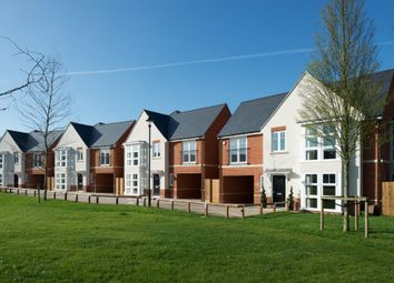 Thumbnail 4 bedroom detached house for sale in The Woodbury, St John's, Wood Street, Chelmsford