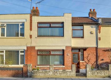Thumbnail 3 bed terraced house for sale in Lichfield Road, Portsmouth