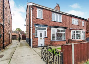 Thumbnail 3 bed semi-detached house for sale in Abbotts Road, Scunthorpe