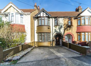 Thumbnail 3 bed terraced house for sale in Westmount Avenue, Chatham, Kent