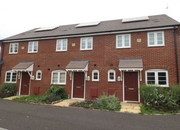 Thumbnail 2 bed terraced house to rent in Seine Close, Brockhill Village, Norton, Worcester