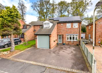 Thumbnail 3 bed detached house for sale in Long Grey, Fleckney, Leicester, Leicestershire