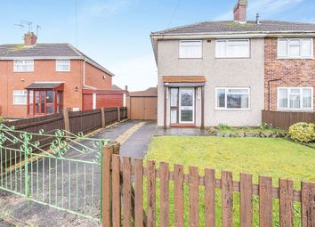 Thumbnail 2 bed semi-detached house for sale in Dark Lane, Bedworth