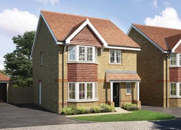 Thumbnail 4 bed detached house for sale in Forest Chase, Moulsham Lane, Yateley